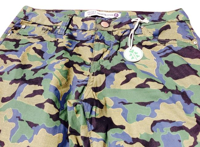Velvet Heart I Think These Are Small For 28s Straight Pants Camo
