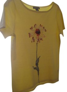 Mendocino T Shirt Yellow