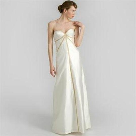 Preload https://item2.tradesy.com/images/nicole-miller-bridal-antique-white-silk-shantung-strapless-gown-im0003-formal-wedding-dress-size-4-s-938071-0-0.jpg?width=440&height=440