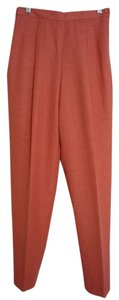 Judith Hart Lined Trouser Pants coral