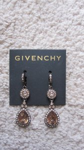 Givenchy Brown Earrings