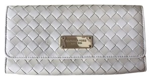 Michael Kors Off White Clutch