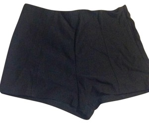Charlotte Russe Short Black Mini/Short Shorts