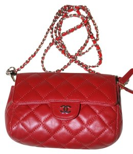 Chanel Classic Mini Flap Woc Cc Shoulder Bag