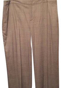 Ellen Tracy Relaxed Pants Taupe