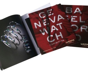 Rolex Wempe Luxury Watches Jewelry book 2016 collection