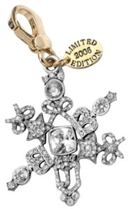 Juicy Couture NWT Juicy Couture Limited Edition Snowflake Charm