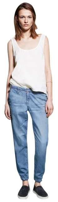 Item - Blue Light Wash Pajama Drakes Relaxed Fit Jeans Size 25 (2, XS)