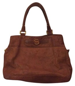 Tory Burch Satchel in Camel