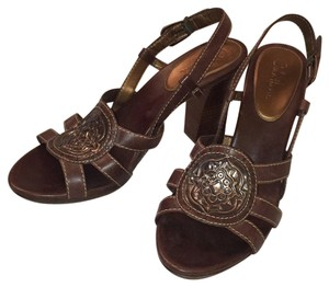 Cole Haan Dark brown Sandals