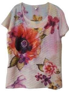 JM Collection Top rose