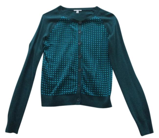 Halogen Sweater Polka Dots Dot Cardigan