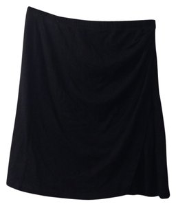 Mossimo Skirt Black