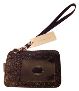 New York & Company Cell Phone Purse Wristlet in Black with sparkle