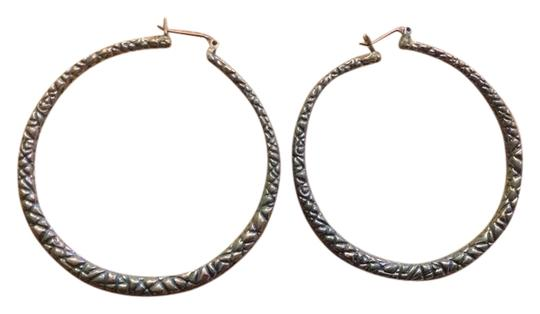 New York & Company Hoop earrings