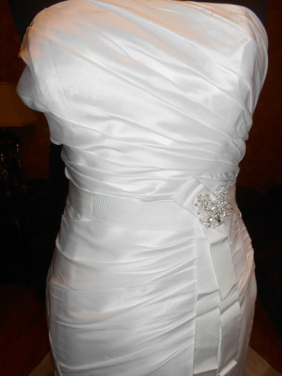 Enzoani Brand New Nixie W/sash Wedding Dress