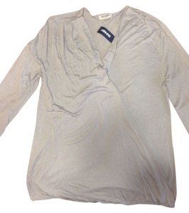 Old Navy Top Silverish