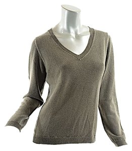 Cividini Cashmere V Neck Sweater
