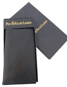 Polo Ralph Lauren Polo men's secretary wallet black