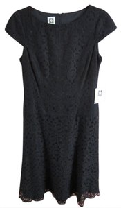 Anne Klein Lace A-line Dress