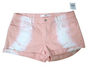 Anthropologie Mini/Short Shorts Pink