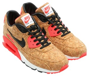 Nike Airmax Airmax90 25th Anniversary Limited Edition Dead Stock Cork Athletic