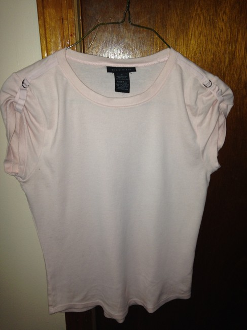The Limited Cotton Small T Shirt Light Pink