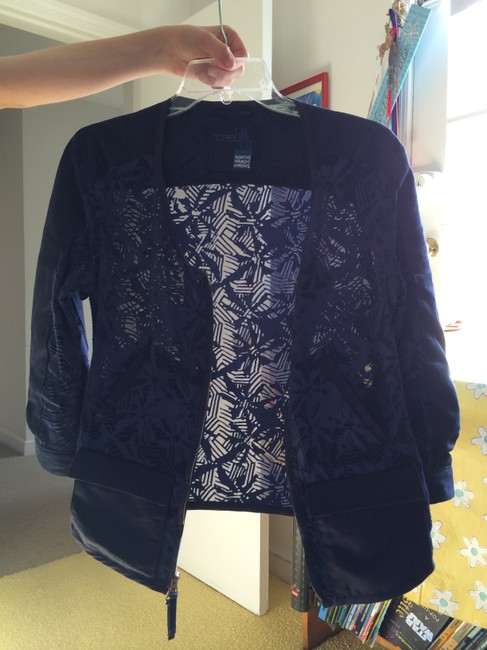 Marithé et François Girbaud Dark blue Jacket