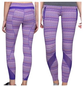 Lululemon New With Tags Lululemon Inspire Tights II PQWE purple Size 4