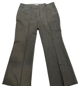 New York & Company Relaxed Pants Green army.