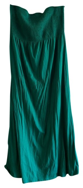 Green Maxi Dress by Old Navy Plus-size