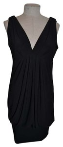 MSK Halter Date Dress