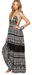 Black and White Maxi Dress by Free People