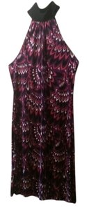 Trina Turk Party Silk Black New Dress