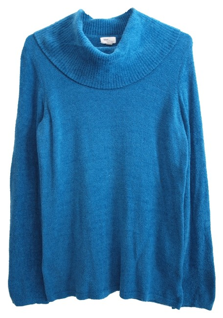 Item - Blue Maternity Top Size 6 (S, 28)