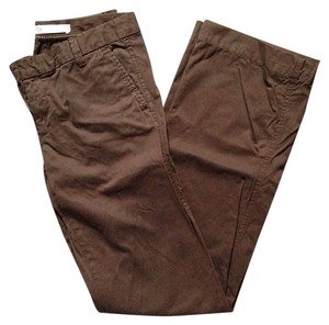 Gap Boot Cut Pants Brown