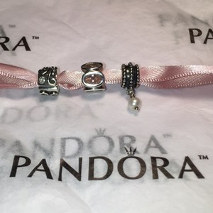 PANDORA Set of 3 Pandora Charms