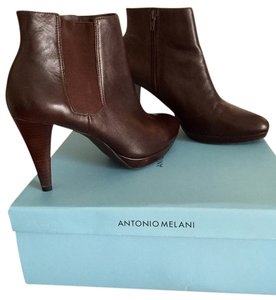 Antonio Melani Dark Wood Boots