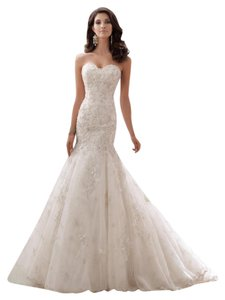 David Tutera For Mon Cheri 115232 Wedding Dress