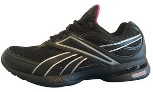 Reebok Easytone Black and Silver Athletic