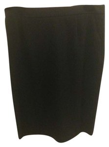 Sag Harbor Career Professional Skirt Black