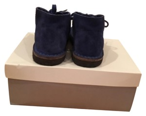 J.Crew Fairmount Blue Boots