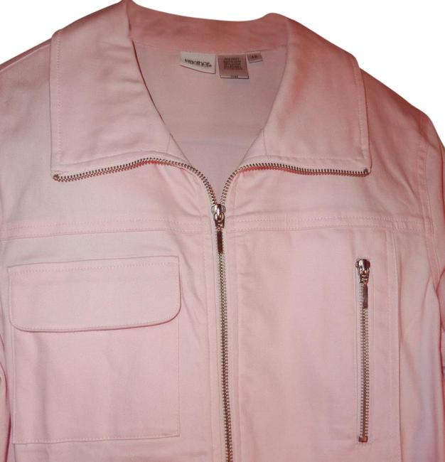 Preload https://img-static.tradesy.com/item/94034/together-pink-zippered-fun-pant-suit-size-12-l-0-3-650-650.jpg