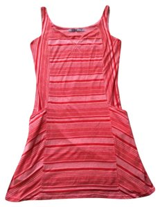 Athleta short dress Red on Tradesy