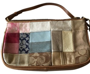 Coach Satchel in Multicolor