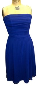 Lela Rose Strapless Length Dress