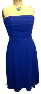 Lela Rose Length Strapless Dress