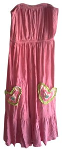 Crafty Couture short dress Pink on Tradesy
