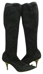 Louis Vuitton Thigh High Boots