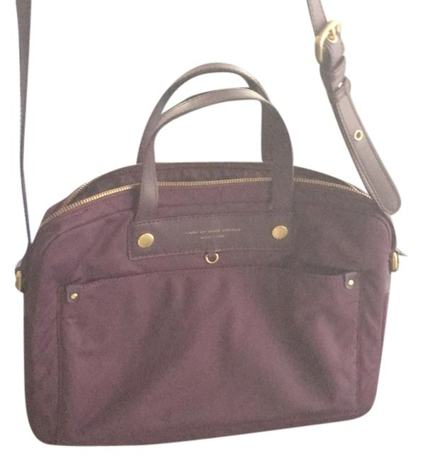 Item - Eggplant Nylon Laptop Bag